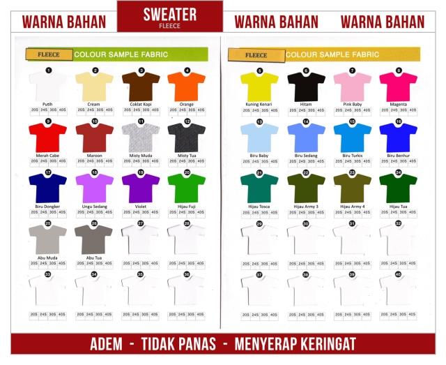 Katalog warna