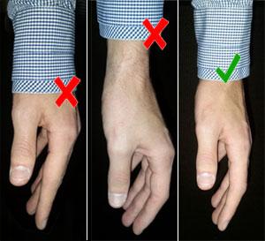 Panjang tangan sleeve