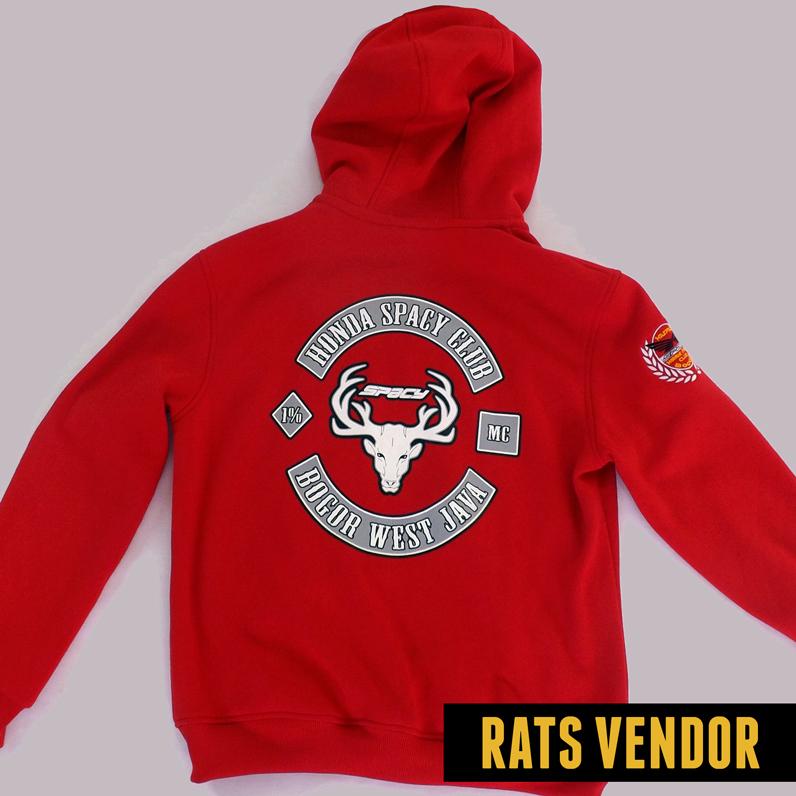 Sweater Club Motor Bogor
