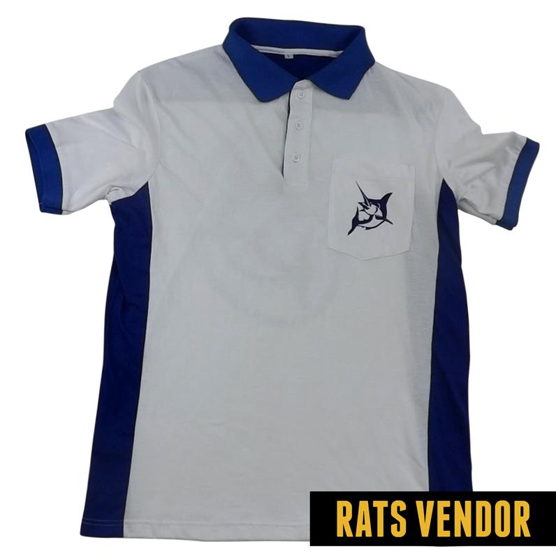 Polo-Shirt-Kombinasi-Biru-Putih