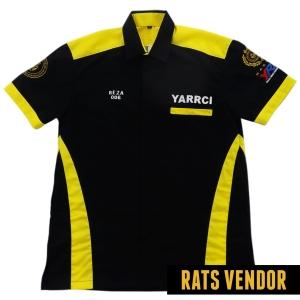 Kemeja-PDH-komunitas-Yamaha-R25--Riders-Club-Indonesia