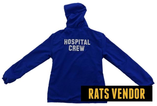 jaket-bolak-balik-crew-rumah-sakit-melania-belakang