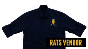 kemeja-pdl-lengan-panjang-keep-harat-warna-biru-navy-close-up