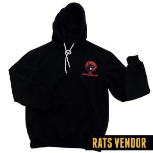 Sweater-Hoodie-PDI-Perjuangan-Warna-Hitam-Tampak-Depan
