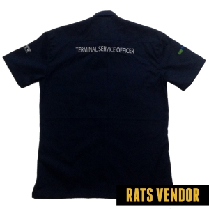 Kemeja-PDL-Pendek-Terminal-Service-Officer-Angkasa-Pura-Belakang