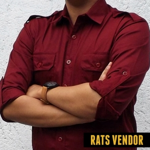Kemeja-outdoor-lapangan-lengan-panjang--warna-merah-maroon-a