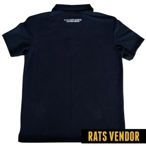 Polo-Shirt-Seragam-Kerja-SKY-Warna-Biru-Navy-Badan-Belakang