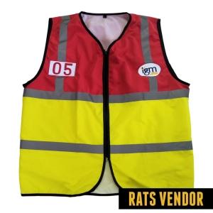 Rompi-Safety-IGM-Pakai-Skotlight-Merah-dan-Kuning-Tampak-Depan